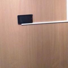 Установка видеоглазка в квартире в г. Екатеринбург