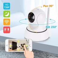Поступление недорогих Wi-Fi поворотных камер