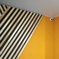 Установка системы видеонаблюдения в массажном салоне в г. Екатеринбург