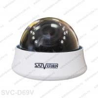 Видеокамера AHD SVС-D69V