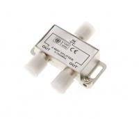 Делитель ТВ на 2 TD-202 (5-1000MHz)