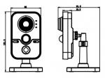 Видеокамера HiWatch DS-I114 - фото 2