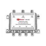Мультисвитч  3х4 MS-3401 (Gecen)
