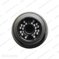 Видеокамера AHD SVC-D29 2.8