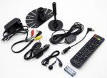 """Автомобильный портативный телевизор с DVB-T2 7"""" Eplutus EP-700T - фото 7"""