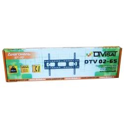 Кронштейн наклонный DTV 02-65