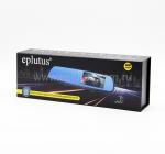 Автомобильный видеорегистратор-зеркало Eplutus D02 - фото 5