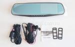 Автомобильный видеорегистратор-зеркало Eplutus D02 - фото 2