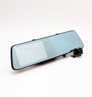 """Автомобильный видеорегистратор с Android и 2-мя камерами 5"""" Eplutus D22"""