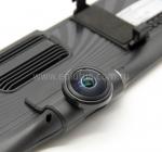 Автомобильный видеорегистратор-зеркало с 2-я камерами большой угол обзора Eplutus D36 - фото 3