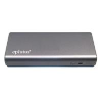 Внешний аккумулятор 10000мАч Eplutus PB107