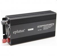 Автомобильный инвертор Eplutus PW-1500