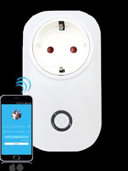 Wi-Fi розетка SonoFF