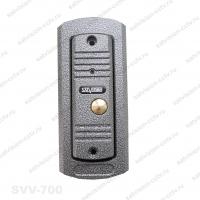 Видеопанель SVV-700 серебро