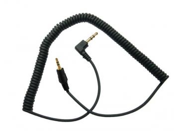 А/шнур  (Джек 3,5 мм на Джек 3,5 мм витой) 3м