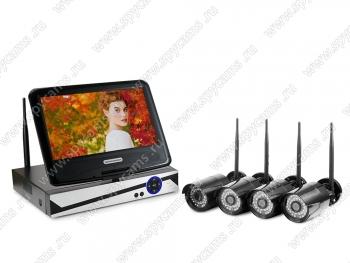 Комплект беспроводной Kvadro Vision Optimus - 1.0