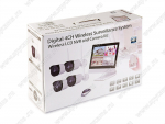Комплект видеонаблюдения беспроводной Kvadro Vision I-Stiv Street - 1.0 - фото 4